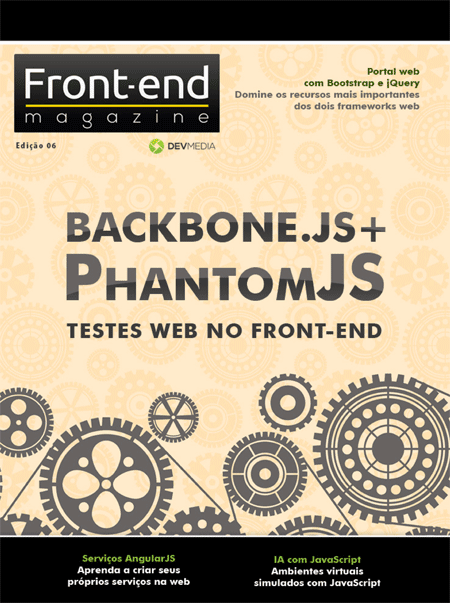 Revista Front-end Magazine 6