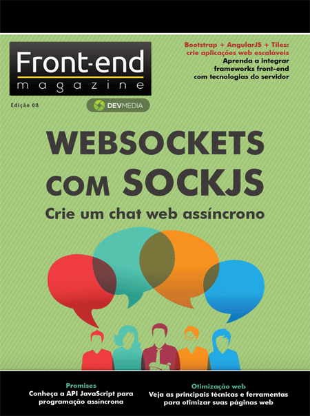Revista Front-end Magazine 8