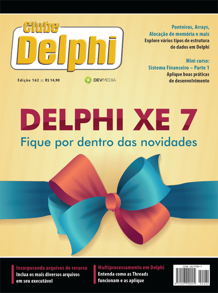 Revista ClubeDelphi 162