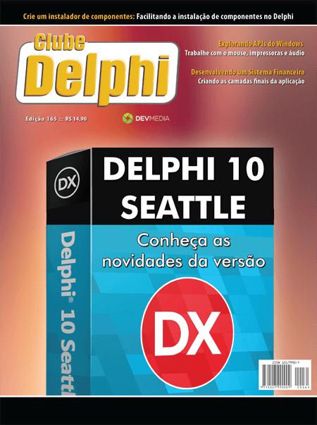 Revista ClubeDelphi 165