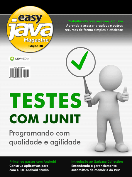 Revista easy Java Magazine 38