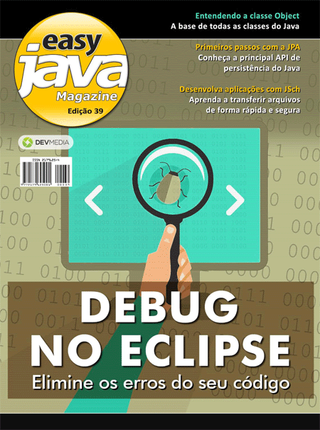Revista easy Java Magazine 39