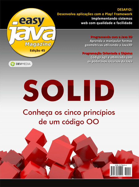 Revista easy Java Magazine 45