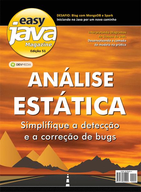 Revista easy Java Magazine 51