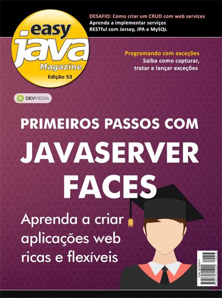 Revista easy Java Magazine 53