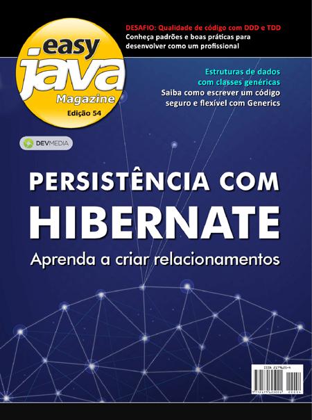 Revista easy Java Magazine 54
