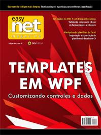 Revista easy .Net Magazine 33