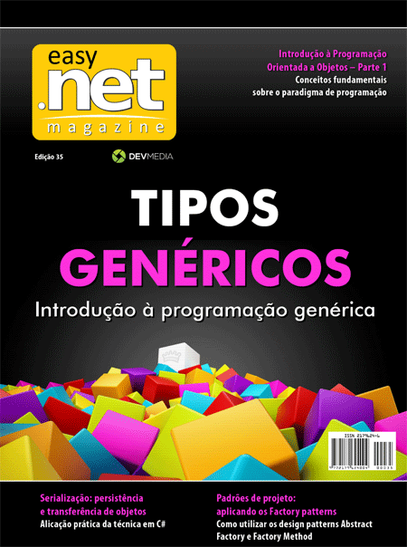 Revista easy .net Magazine 35