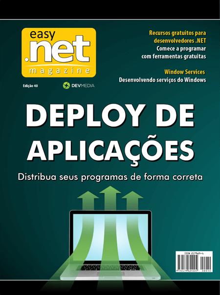 Revista easy .net Magazine Edição 40
