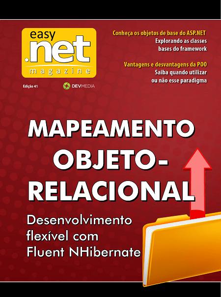 Revista easy .net Magazine Edição 41