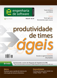 Revista Engenharia de Software Magazine 43