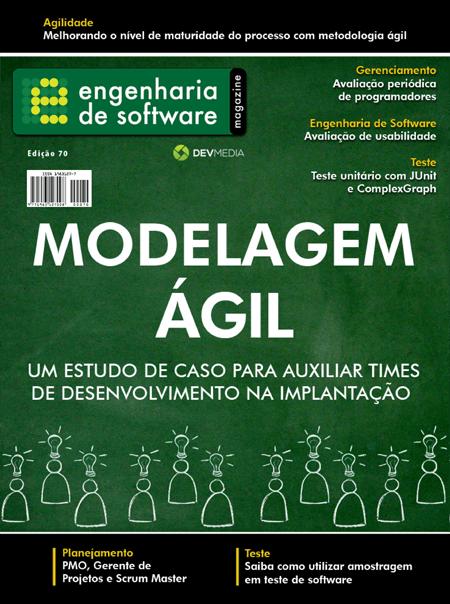 Revista Engenharia de Software Magazine 70