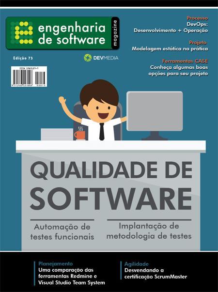 Revista Engenharia de Software Magazine 73