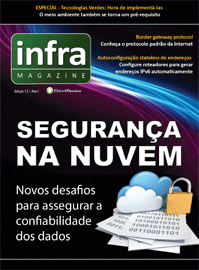 Revista Infra Magazine 13