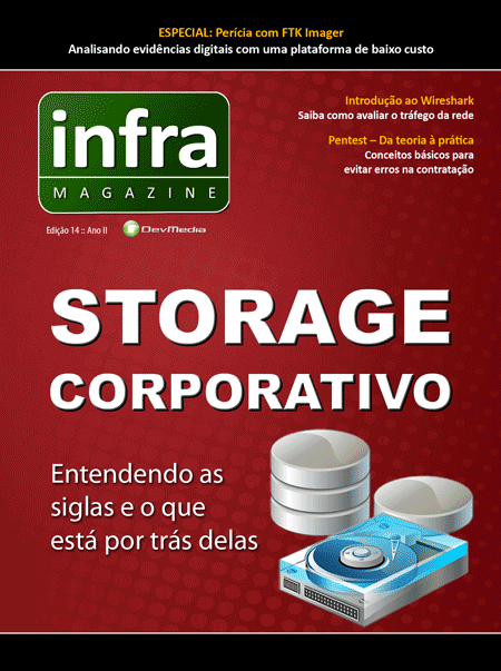Revista Infra Magazine 14