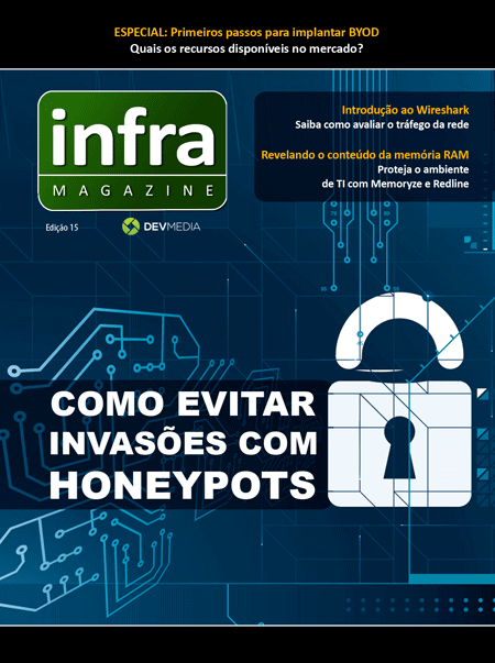 Revista Infra Magazine 15