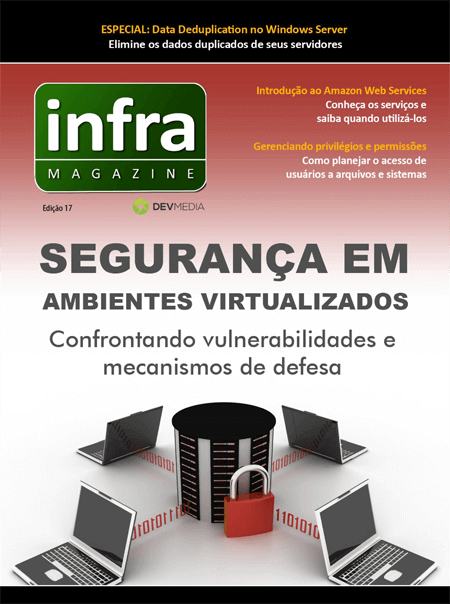 Revista Infra Magazine 17