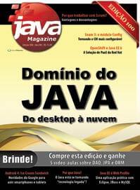 Revista Java Magazine 100