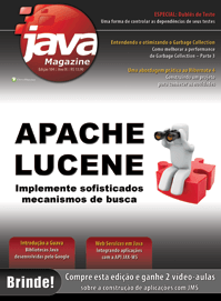 Revista Java Magazine 104