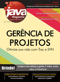 Revista Java Magazine 107