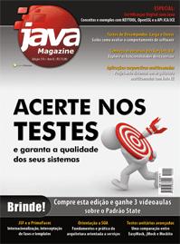 Revista Java Magazine 110