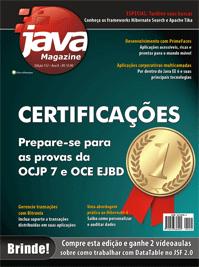 Revista Java Magazine 112