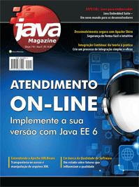 Revista Java Magazine 118