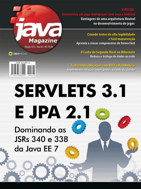 Revista Java Magazine 123