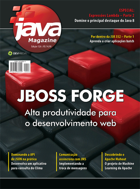 Revista Java Magazine 126
