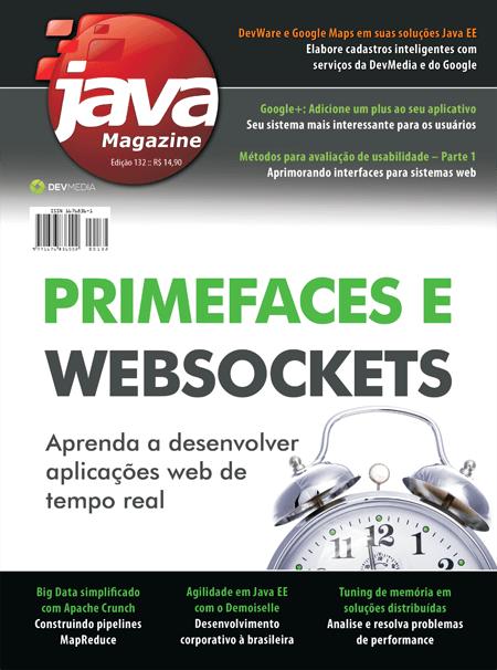 Revista Java Magazine 132