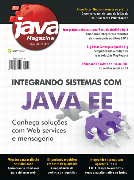 Revista Java Magazine 133