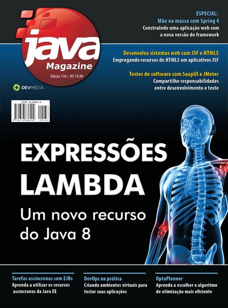 Revista Java Magazine 136