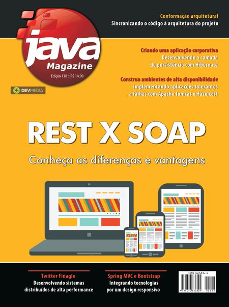 Revista Java Magazine 138
