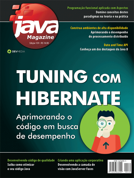 Revista Java Magazine 139