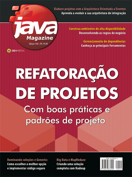 Revista Java Magazine 140