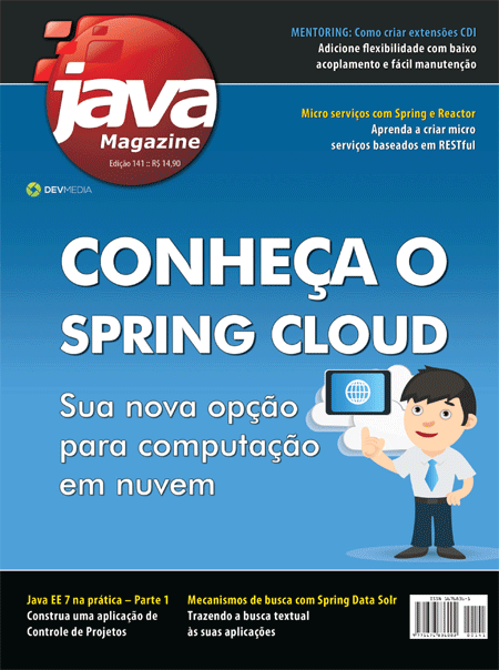Revista Java Magazine 141