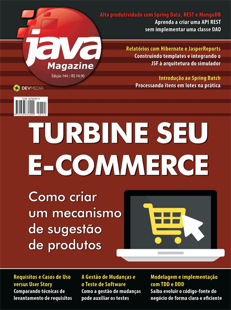 Revista Java Magazine 144