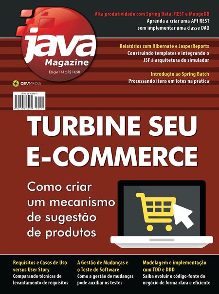 Revista Java Magazine 144