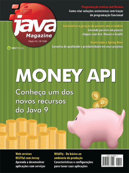 Revista Java Magazine 145