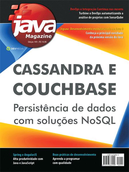 Revista Java Magazine 149