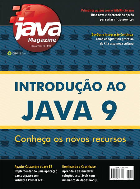 Revista Java Magazine 150