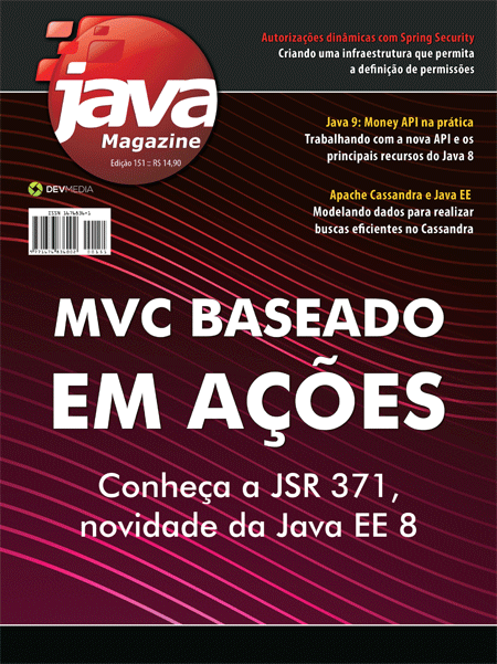 Revista Java Magazine 151