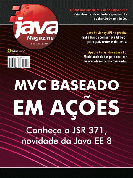 Revista Java Magazine 151
