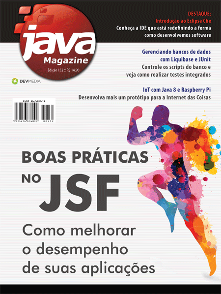 Revista Java Magazine 152