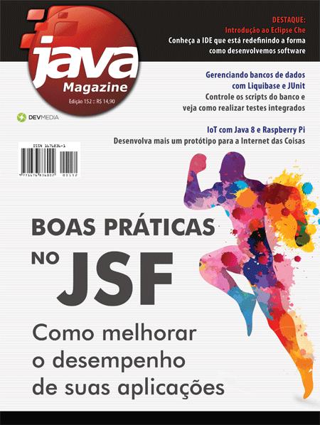 Revista Java Magazine 152