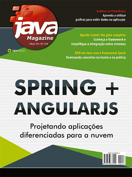 Revista Java Magazine 154
