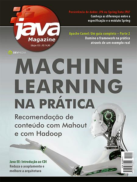 Revista Java Magazine 155