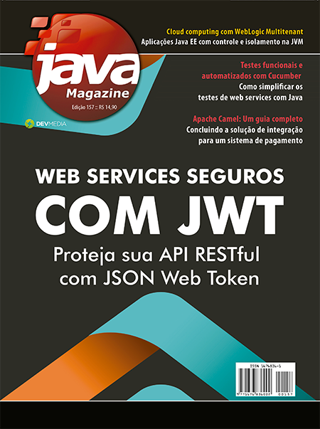 Revista Java Magazine 157