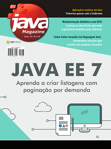 Revista Java Magazine 158