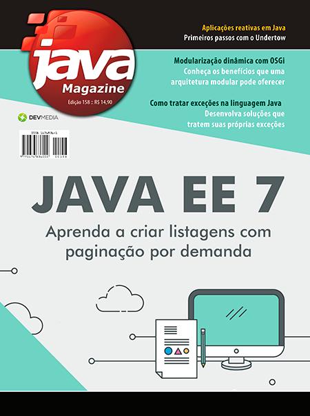 Revista Java Magazine 158